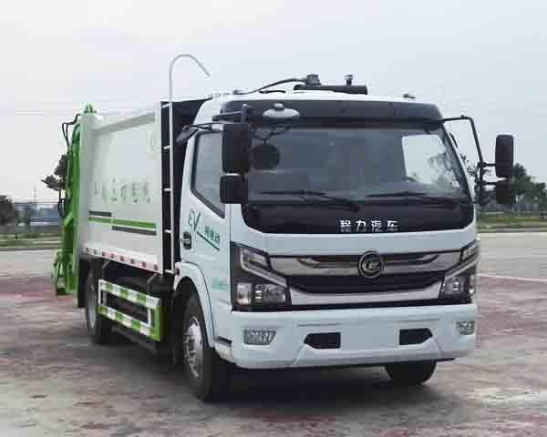 CL5090ZYSBEV纯电动压缩式垃圾车