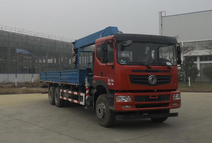 EQ5250JSQL6D随车起重运输车