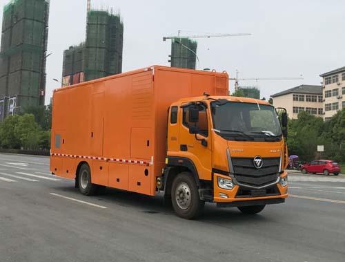 奥龙汽车有限公司ALA5130XDYBJ5型电源车