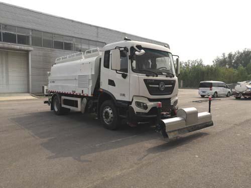 北京市清洁机械厂BQJ5180GQXE6型清洗车