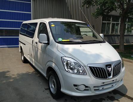 北汽福田汽车BJ6526B1DVA-E1型轻型客车