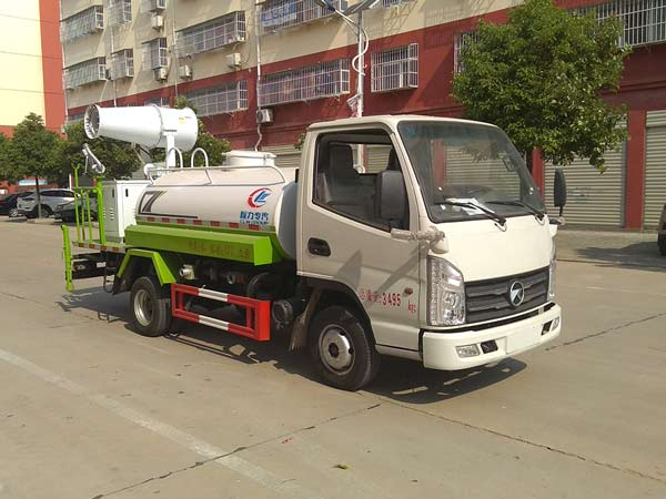 CLW5030GPSK6绿化喷洒车