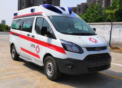 福特V362救护车