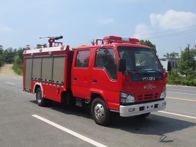 JDF5070GXFPM20/Q6泡沫消防车