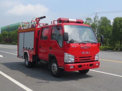 JDF5040GXFPM10/Q6泡沫消防车