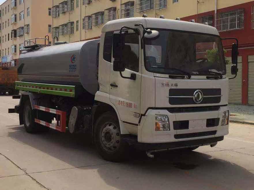 国六天锦CLW5184GSSD6洒水车