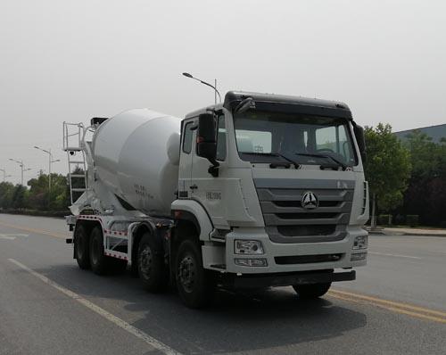 奥龙汽车有限公司ALA5311GJBZ5型混凝土搅拌运输车