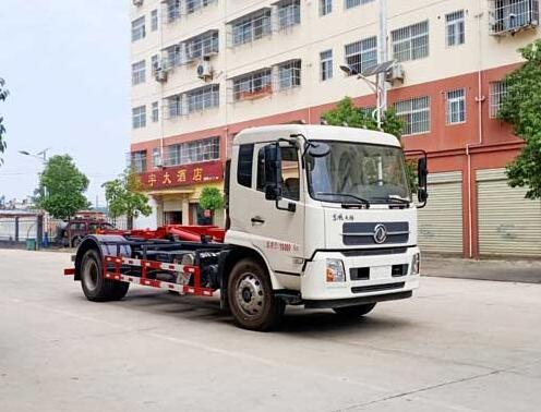 天錦國六勾臂垃圾車