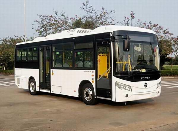 北汽福田汽车BJ6851EVCA-33型纯电动城市客车