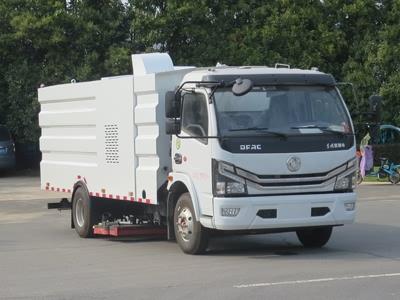 东风多利卡国六3800吸尘车图片