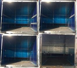解放易燃气体运输车(4.05米)