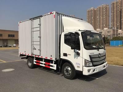 福田欧马可S3鲜活水产品运输车图片