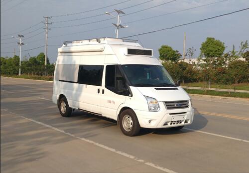 福特V348環境監測車