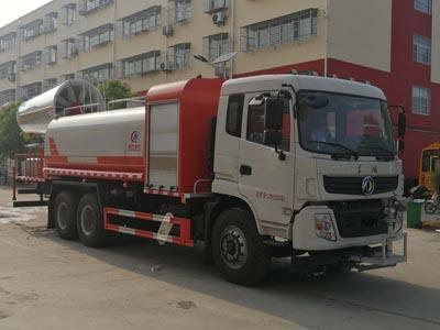 18吨多功能抑尘车