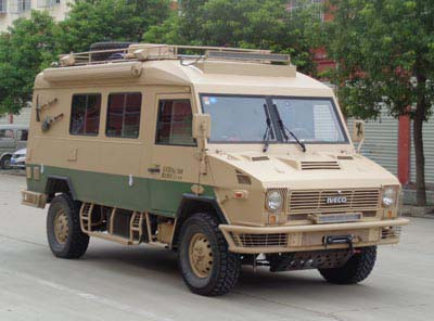CLW5060XLJN5旅居车