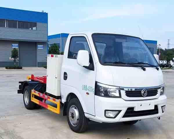 CL5041ZXXBEV纯电动车厢可卸式垃圾车