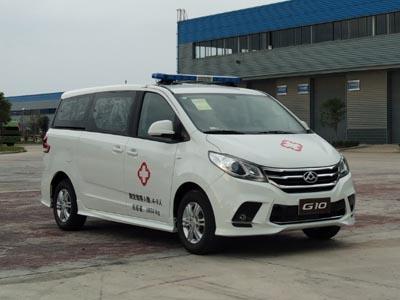 程力救护车-大通G10国六救护车