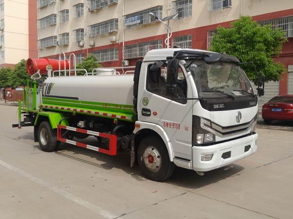 东风凯普特8方绿化喷洒车(40米)