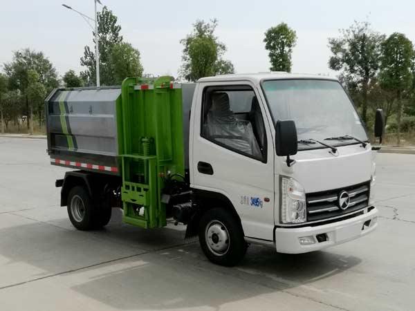 CLW5030ZZZK6自装卸式垃圾车