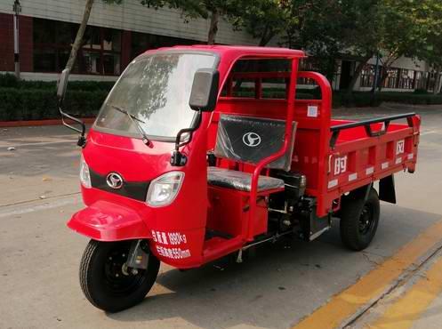 山东时风7YP-1175DJA1型自卸三轮汽车