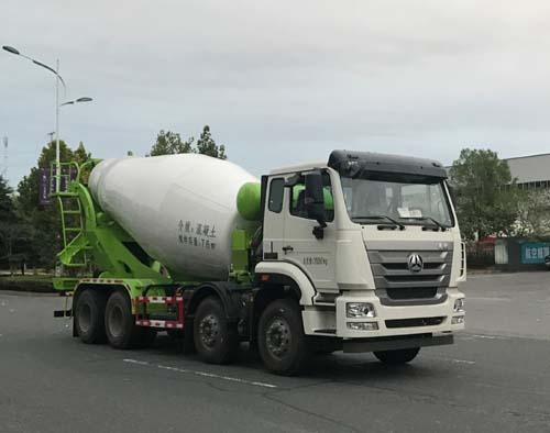 奥龙汽车有限公司ALA5313GJBZ5型混凝土搅拌运输车