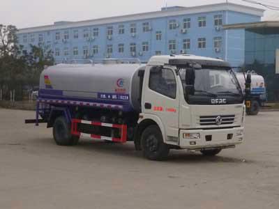 東風8噸灑水車圖片