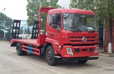 程力威牌平板运输车专用性能 :低平板运输车报价