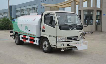 多利卡D6清洗洒水车图片