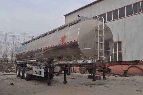 几个小技巧轻松帮您解决润滑油罐式运输半挂车问题二吨油罐车图片
