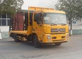 解放J6平板运输车6吨平板运输车图片