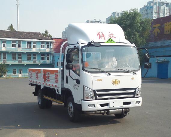 解放气瓶运输车(4.15米)