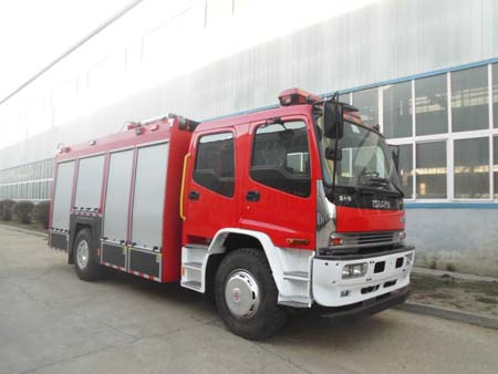 烈火雄心依维柯马基路斯云梯水罐消防车机场的消防车