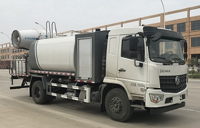 东风专用12吨多功能抑尘车