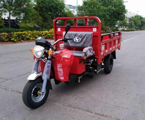 山东时风7Y-14100DA型自卸三轮汽车