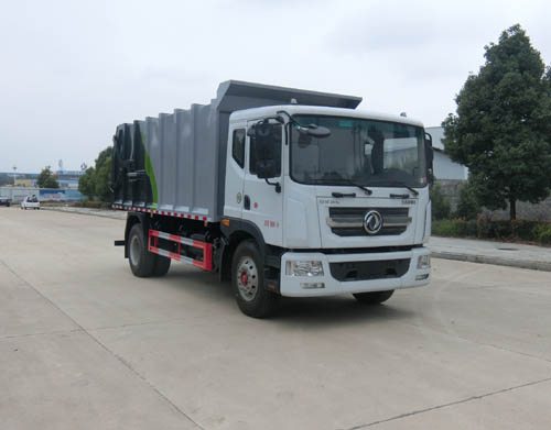 HLQ5180ZDJE6压缩式对接垃圾车