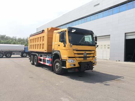 北京市清洁机械厂BQJ5250TCXE6型除雪车
