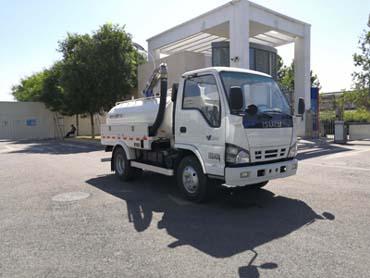 北京市清洁机械厂BQJ5060GXEE6型吸粪车