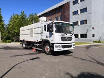 北京市清洁机械厂BQJ5182TXSE5型洗扫车