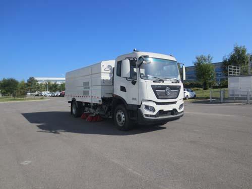 北京市清洁机械厂BQJ5180TSLE6型扫路车