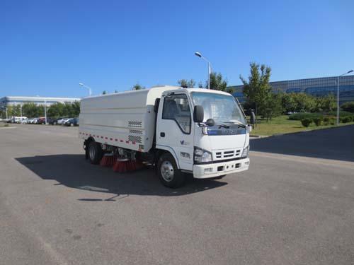 北京市清洁机械厂BQJ5070TSLE5型扫路车