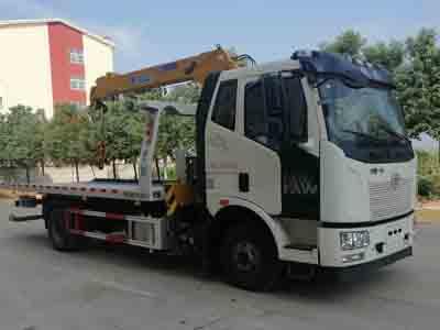 CLW5082TQZC6清障车