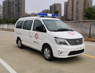 菱智M5救护车