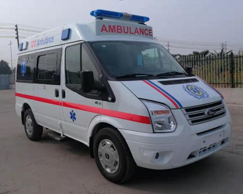 120救护车收费是否合理?因为让行救护车违章可以复议