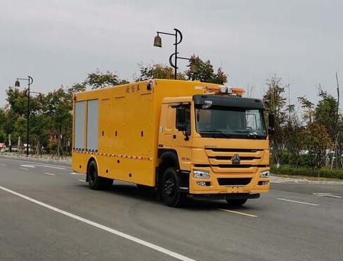 CLW5160XXHZ6救險車