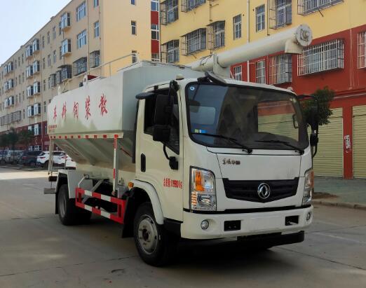 CLW5127ZSLE6散装饲料运输车