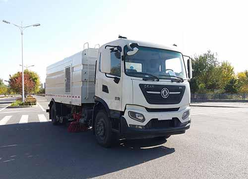 北京市清洁机械厂BQJ5180TXSE6型洗扫车