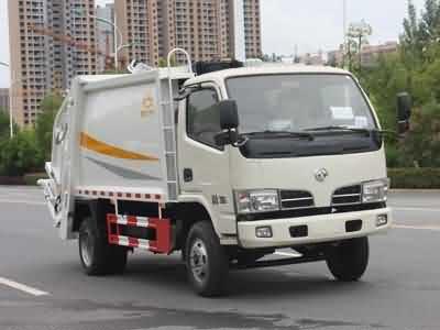 YZR5070ZYSE压缩式垃圾车