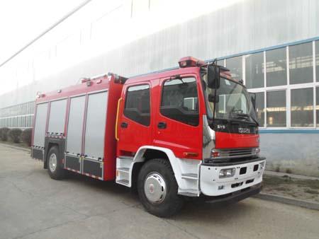 泡沫消防车有哪些种类?跳楼产生的消防车救护车费用