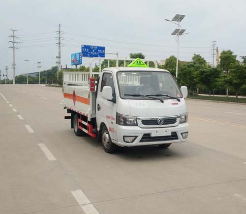 藍牌東風途逸國六氣瓶運輸車