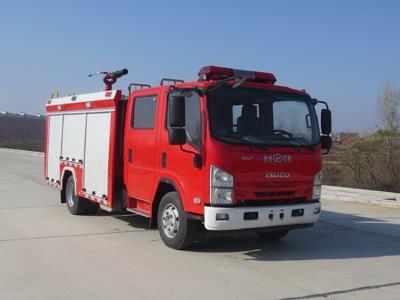 JDF5100GXFPM30/Q6泡沫消防车